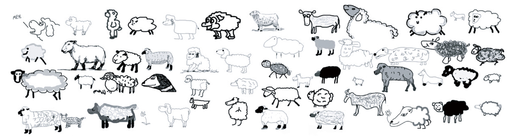 mechanical turk  sheep
